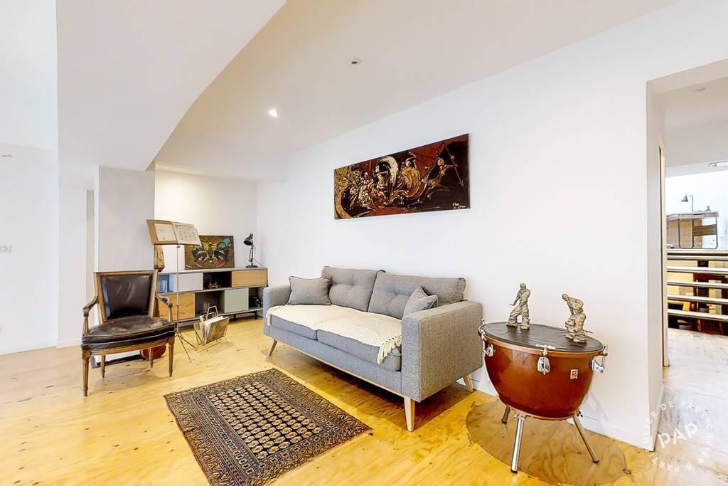 Vente immobilier 1.049.000€ Paris 20E