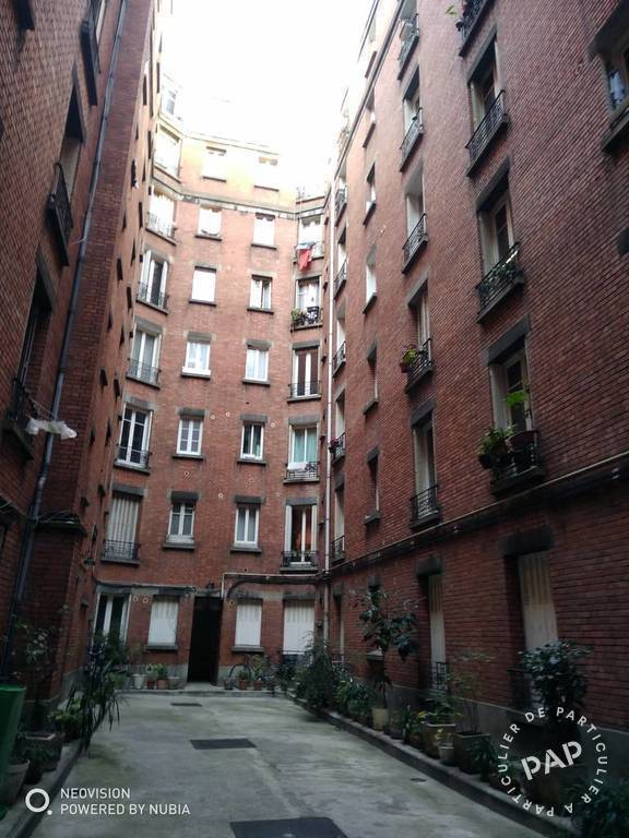 Vente immobilier 380.000€ Paris 20E