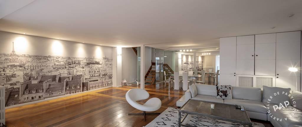 Vente Appartement Paris 17E 311m² 2.850.000€