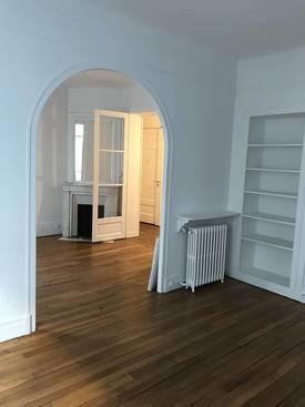 Location appartement 3pièces Paris 14E - 2.500€