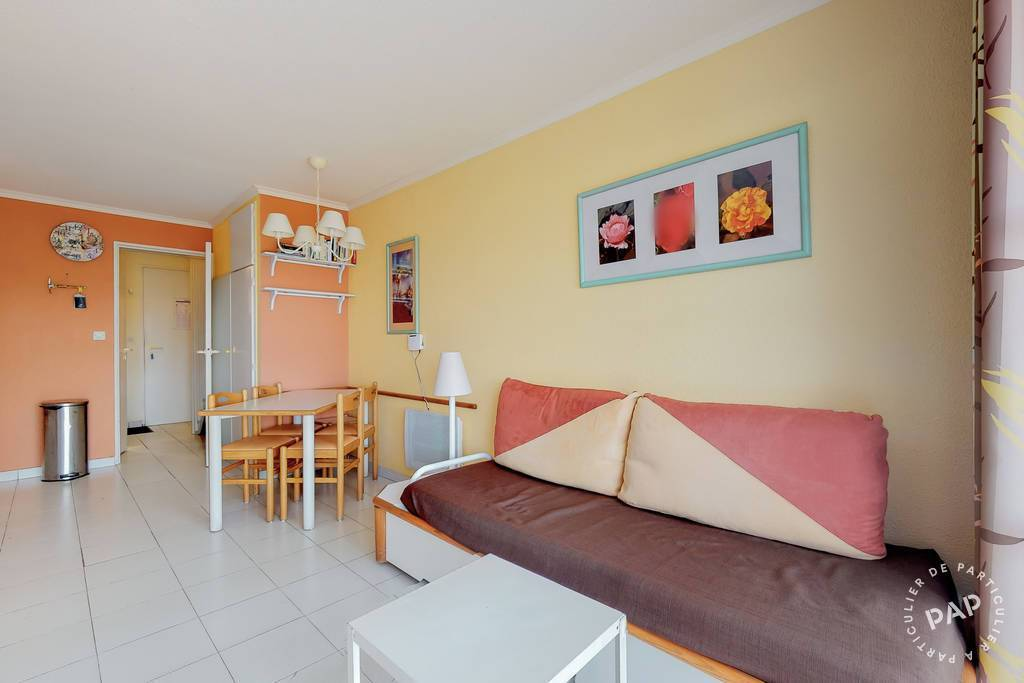 Vente Appartement Saint-Raphael (83) 28 m² 139.000 €