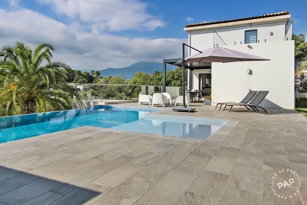 Vente Maison Roquefort-Les-Pins (06330) 160m² 870.000€