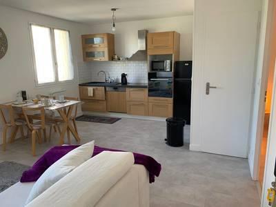 Location meublée appartement 2pièces 40m² Antony (92160) - 1.300€