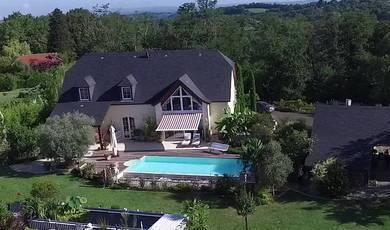 Vente maison 250m² Pau (64000) - 625.000€