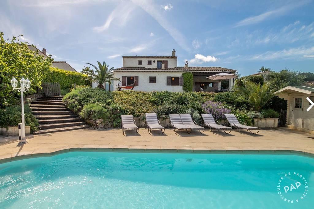 Vente Maison Mouans-Sartoux (06370) 200m² 850.000€