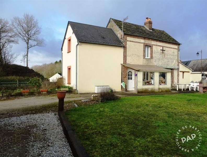 Vente maison 5 pièces Soligny-la-Trappe (61380)