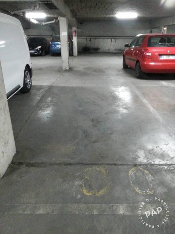 Vente Garage, parking Ivry-Sur-Seine (94200)  6.500€