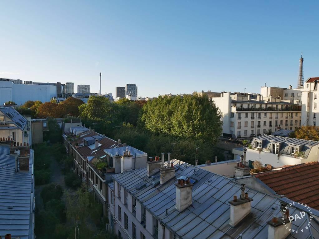 Vente Appartement Paris 15E 40m² 460.000€