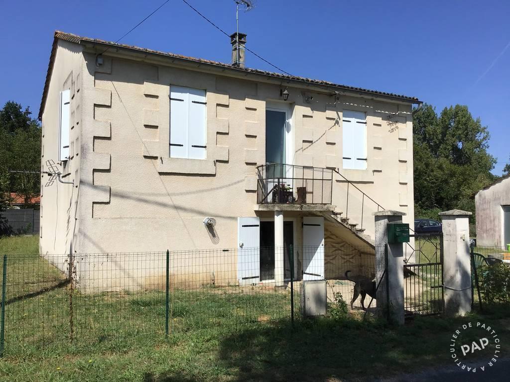 Vente maison 3 pièces Saint-Mariens (33620)
