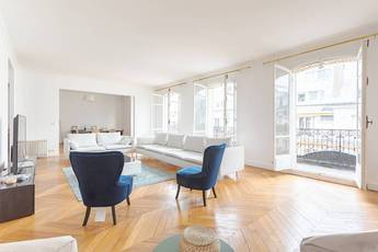 Location meublée appartement 8pièces 190m² Paris 17E - 6.500€