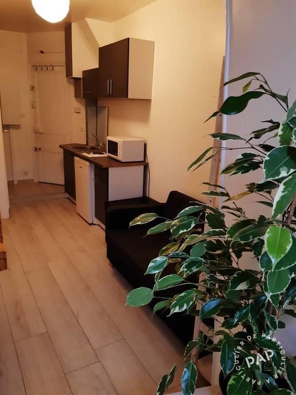 Location Appartement Paris 18E 23m² 830€