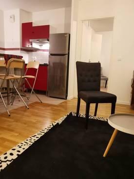 Location meublée appartement 2pièces 44m² Antony (92160) - 1.020€