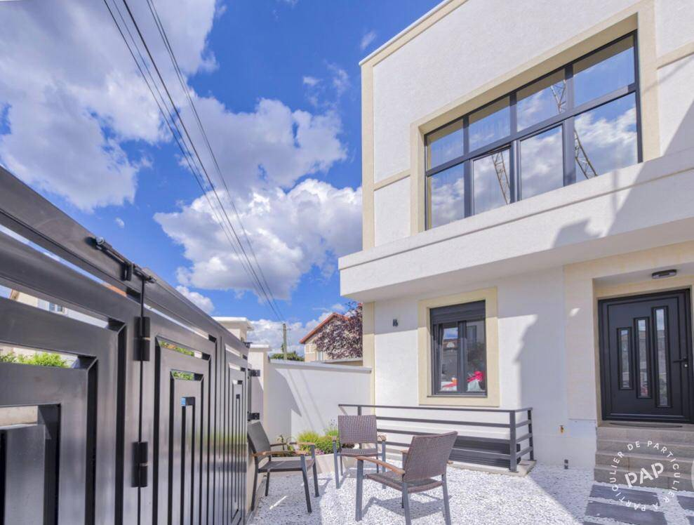 Vente Maison Le Perreux-Sur-Marne (94170) 110m² 700.000€