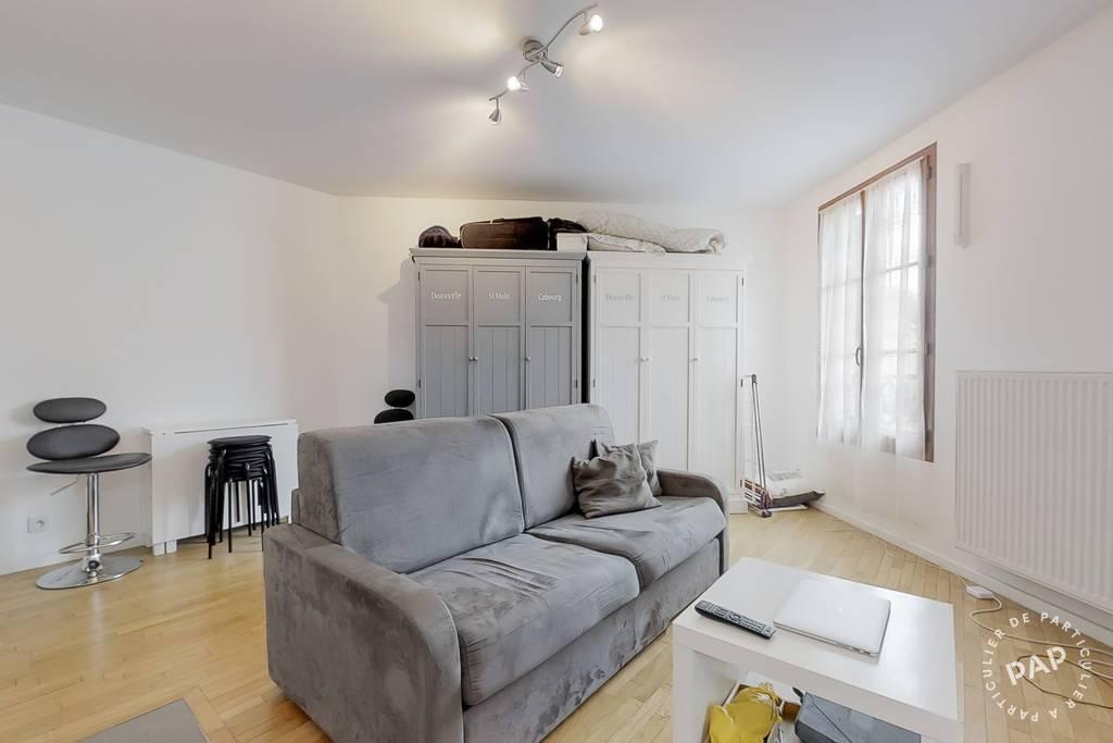 Vente appartement studio Buc (78530)