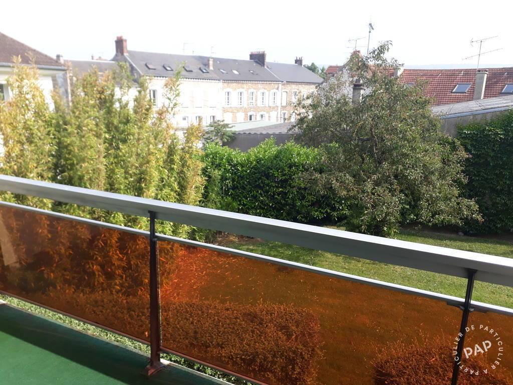 Location Appartement Mantes-La-Jolie (78200) 52m² 700€