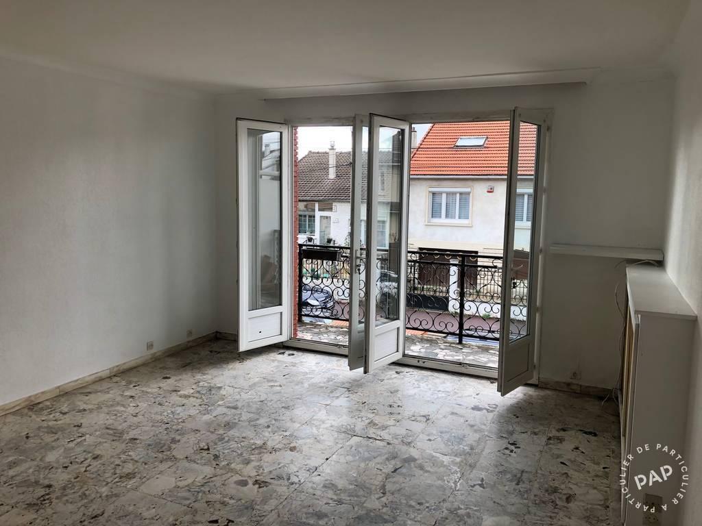 Location Appartement Tremblay-En-France (93290) 92m² 1.020€