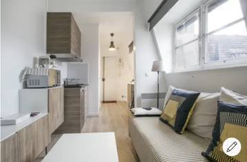 Vente studio 15 m² Paris 8E - 220.000 €