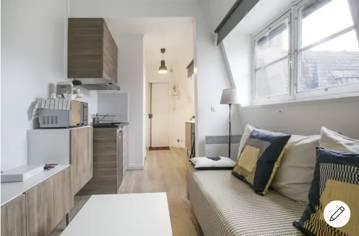 Vente studio 15m² Paris 8E - 220.000€