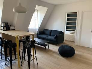 Location meublée appartement 2pièces 37m² Paris 16E - 1.600€