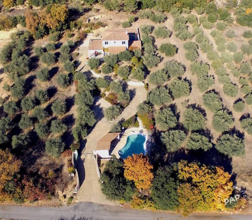 Vente Maison Oraison (04700) 205m² 560.000€