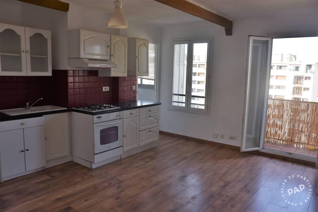 Vente Appartement Marseille 4E 50m² 132.000€