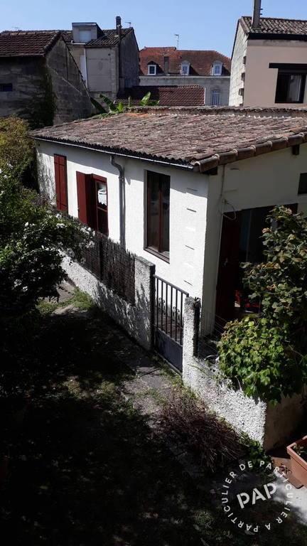 Vente maison 3 pièces Bordeaux (33)