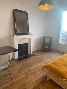 Location meublée appartement 2pièces 37m² Paris 20E - 1.200€