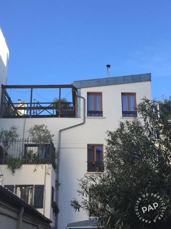 Vente Maison Issy-Les-Moulineaux (92130)