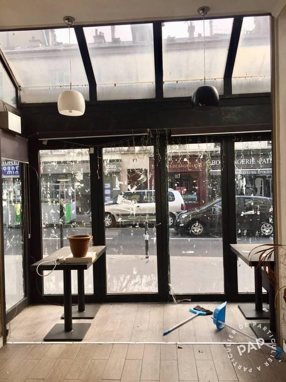 Location Local commercial Paris 20E