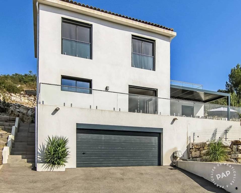 Maison 870.000€ 160m² Roquefort-Les-Pins (06330)