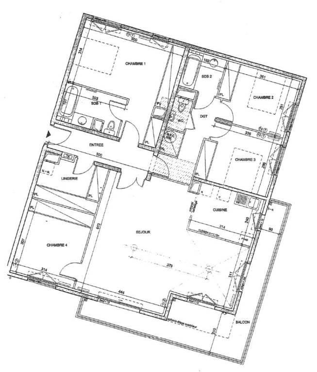 Immobilier Issy-Les-Moulineaux (92130) 1.280.000€ 127m²