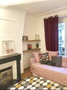 Location meublée appartement 3pièces 64m² Neuilly-Sur-Seine (92200) - 2.480€