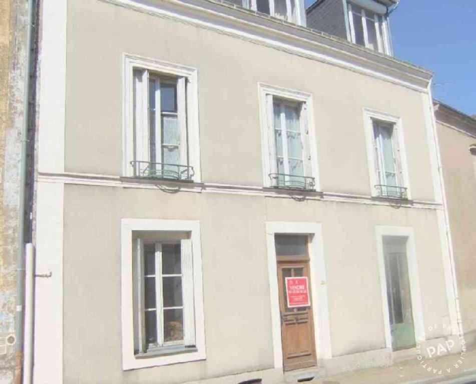Vente maison 6 pièces Sillé-le-Guillaume (72140)