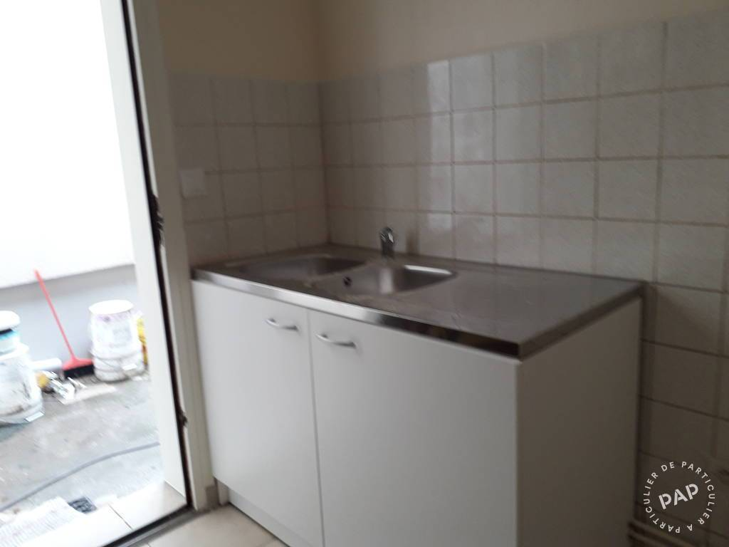 Location Appartement La Courneuve 18m² 550€