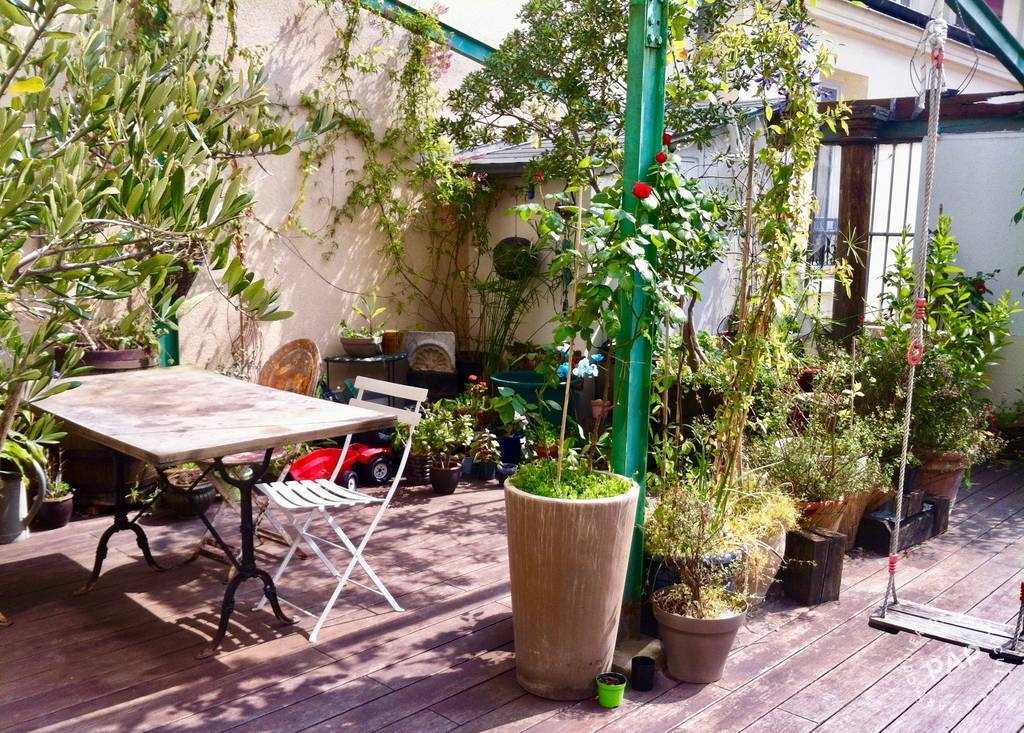 Vente appartement 3 pièces Le Pré-Saint-Gervais (93310)