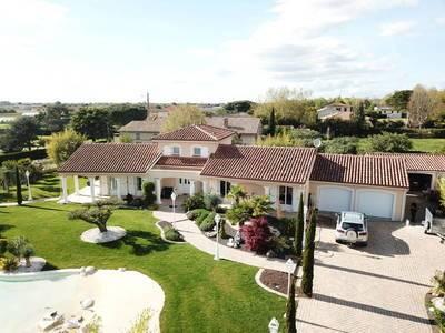Vente maison 165m² Saint-Jory - 595.000€