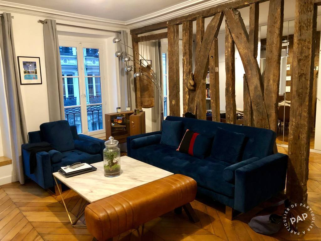 Vente Appartement Paris 9E 50m² 720.000€