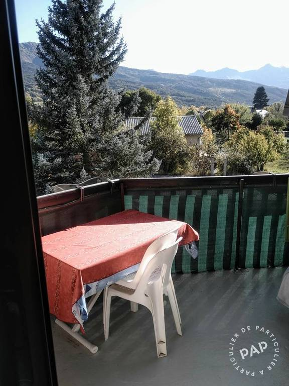 Vente Appartement Jausiers 28 m² 70.000 €