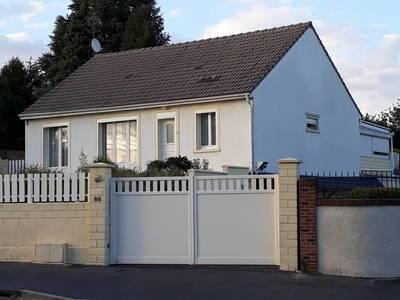 Vente maison 132m² Saint-Quentin (02100) - 295.000€