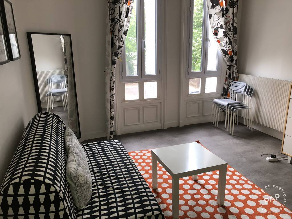 Location Appartement Rouen (76) 35m² 650€