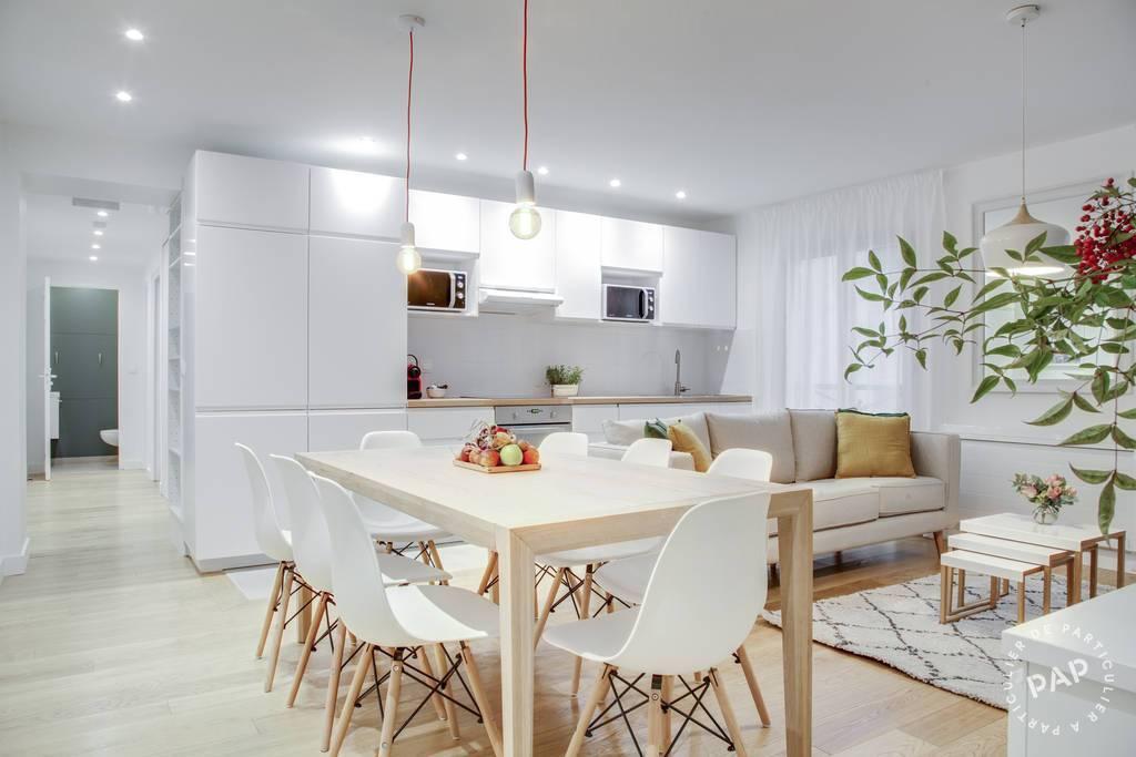 Location Appartement Paris 9E 23m² 950€
