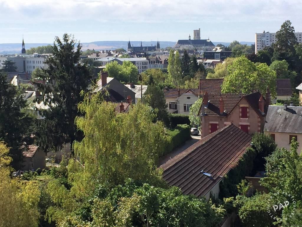 Vente Appartement Nevers (58000) 65m² 58.000€