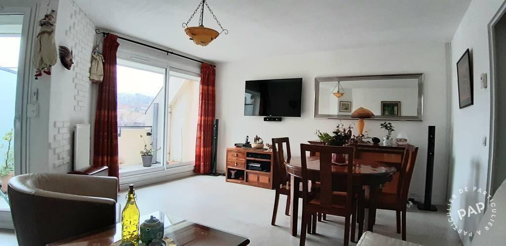Vente appartement 5 pièces Montlhéry (91310)