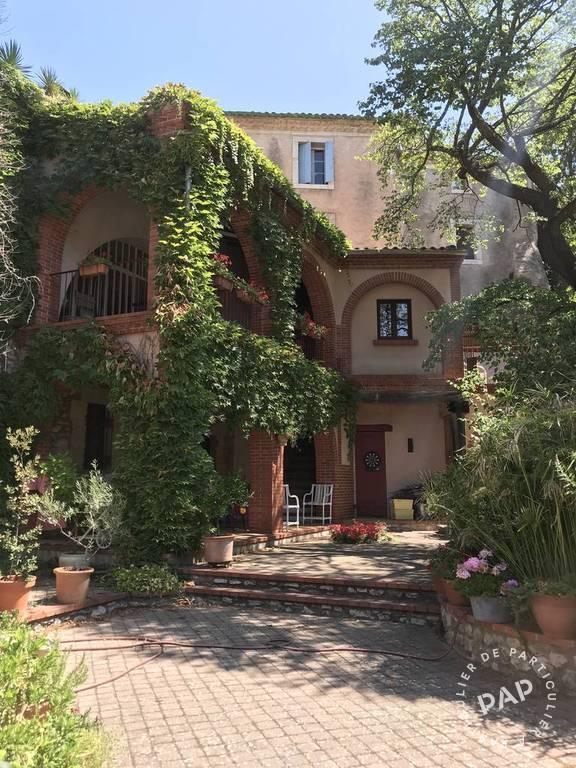 Vente Maison Gignac (34150) 158m² 428.000€