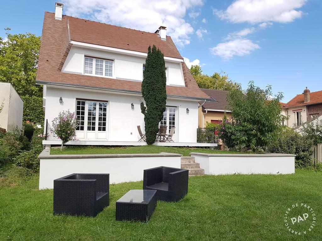 Vente Maison Aulnay-Sous-Bois (93600) 180m² 560.000€