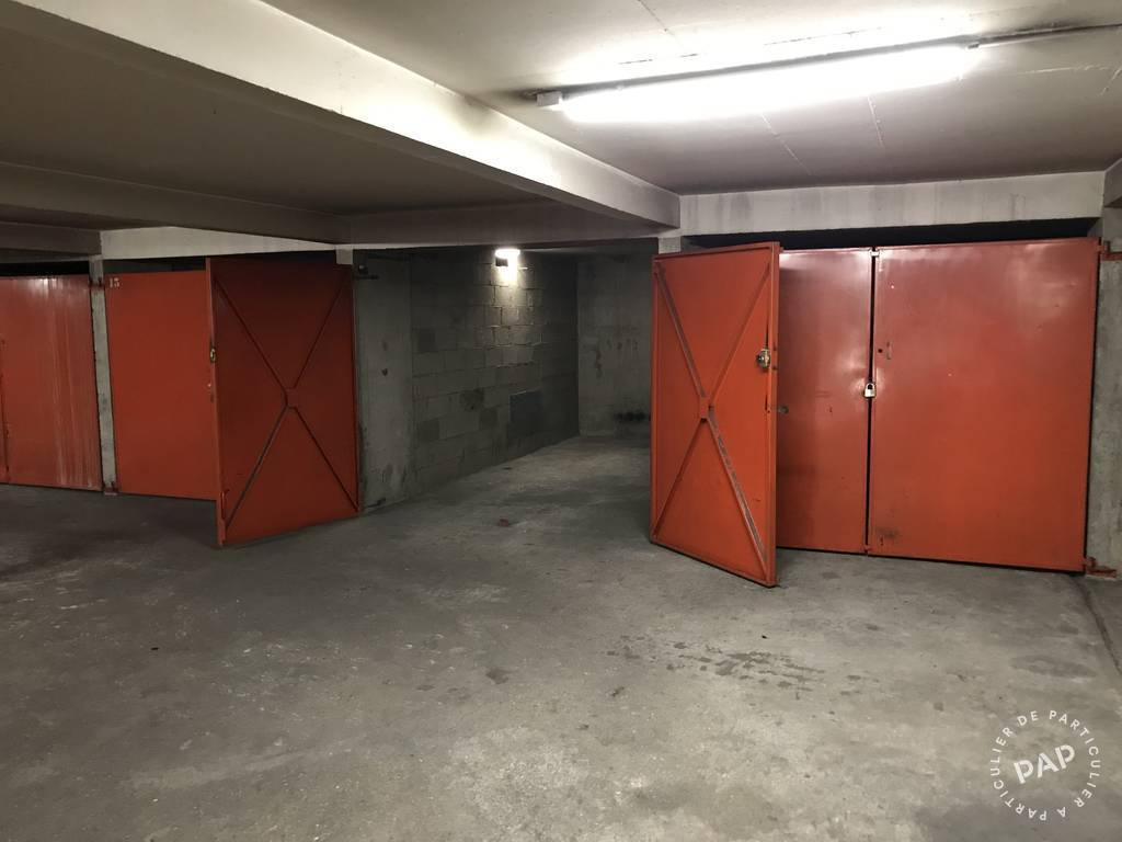 Location Garage, parking Paris 17E  230 €