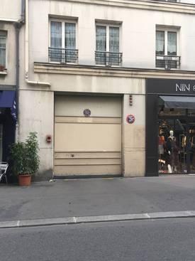 Location garage, parking Paris 11E - 115€