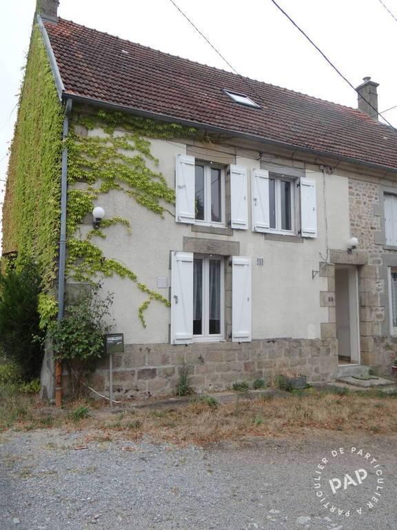 Vente Maison Anzeme (23000) 86m² 80.000€