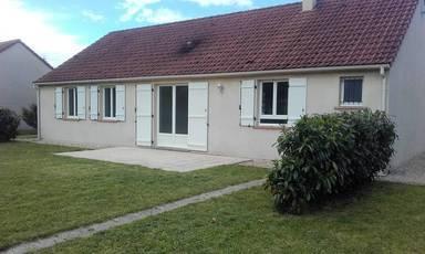 Location maison 103m² Les Choux (45290) - 750€