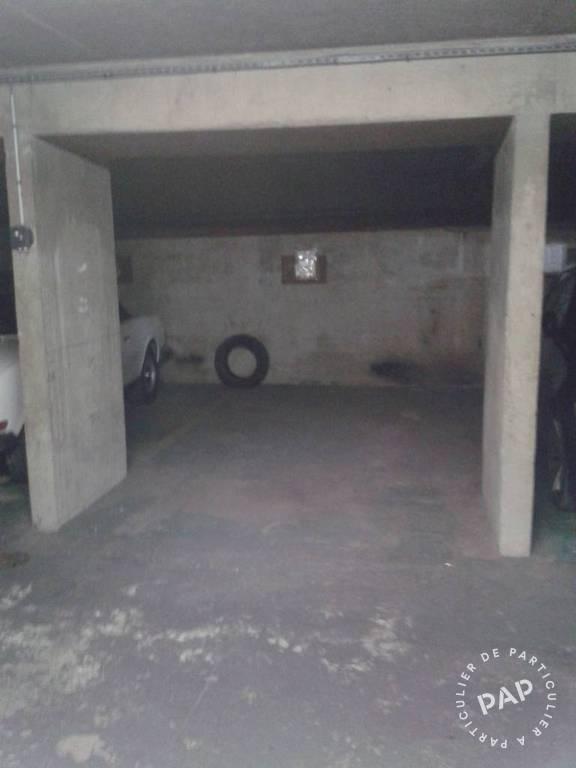 Location Garage, parking Paris 17E  130€